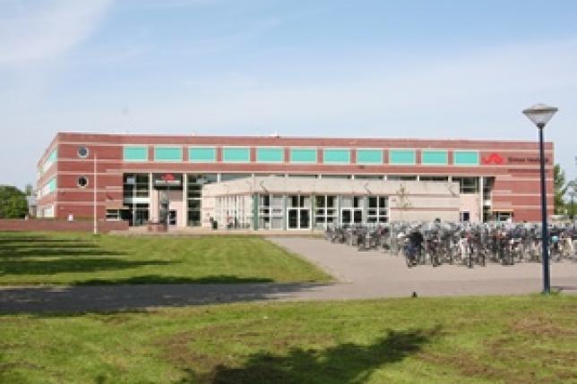 Locatie Harlingen - hoofdgebouw